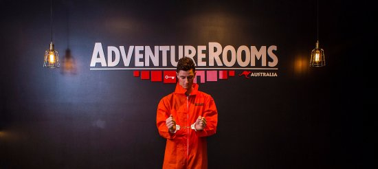 ‪Adventure Rooms Melbourne‬