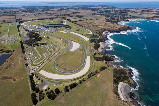 ‪Phillip Island Grand Prix Circuit‬