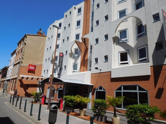 Ibis toulouse centre toulouse fransa otel yorumlar for Appart hotel rodez