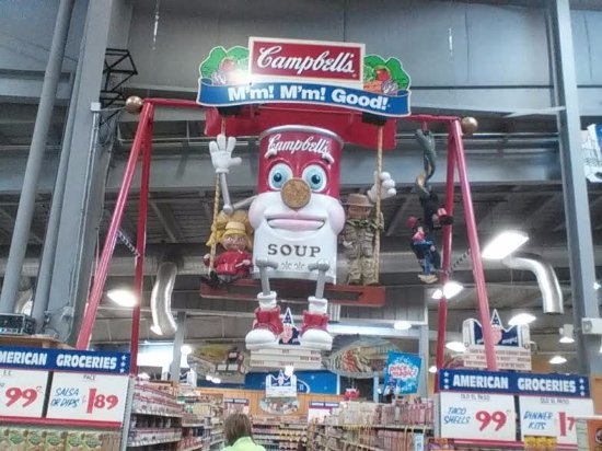 Fairfield, OH : Campbell's Soup
