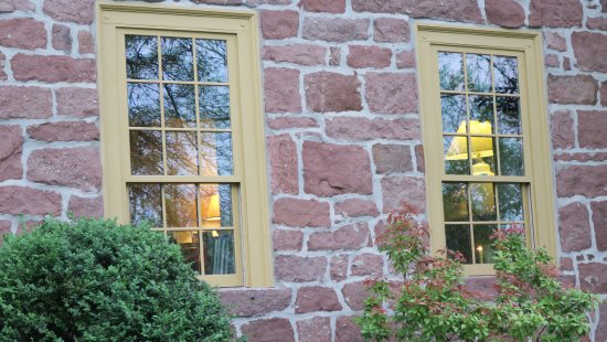 Reinholds, PA: Front windows of first floor