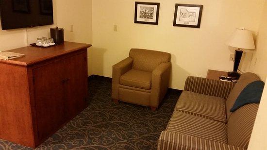 The Lexington at Jackson Hole: Sitting Room