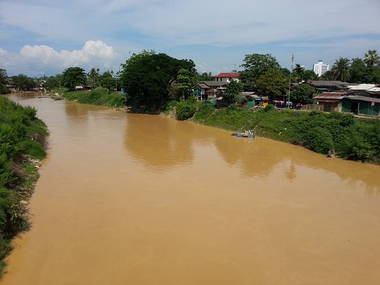 Narathiwat, Thailand: The Golok River