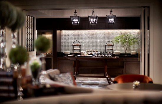 The Ritz-Carlton, Osaka: Club Lounge