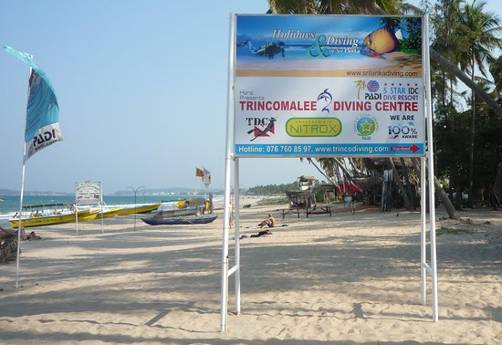 ‪Trincomalee Diving Centre‬