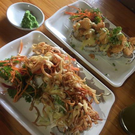 Sushi & Cebiches