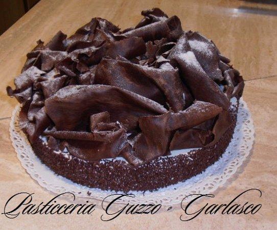 Pasticceria Guzzo: Torta al cioccolato
