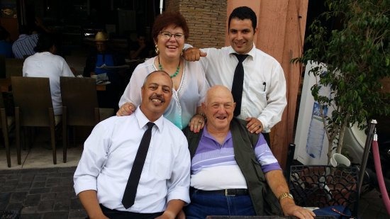 Hotel Ali: Amabilidad del servicio