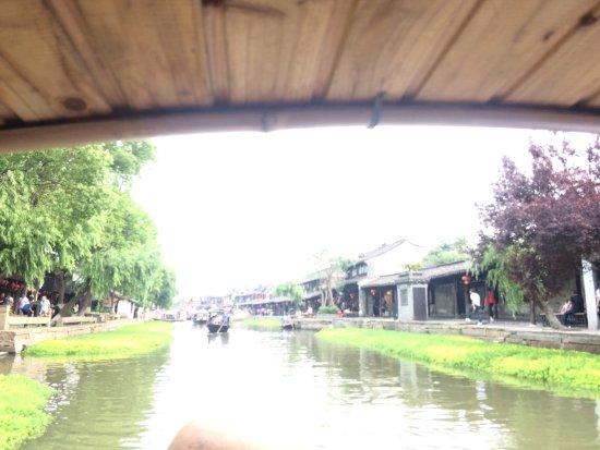 Jiashan County, Çin: WaDang ChenLieGuan