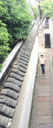 Jiashan County, Cina: WaDang ChenLieGuan