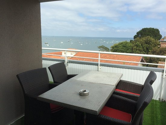 20170505 094556 picture of hotel le b d for Apart hotel arcachon