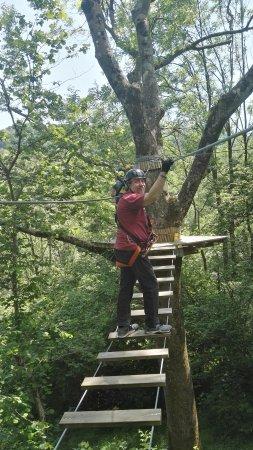 Caglio, Italy: Jungle Raider Park Xtreme