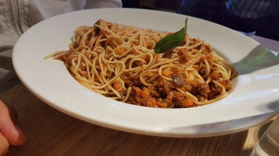 Wildwood Kitchen: Pasta carbonara