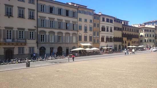 Garage convenzionato - Foto di Soggiorno Pitti, Firenze - TripAdvisor