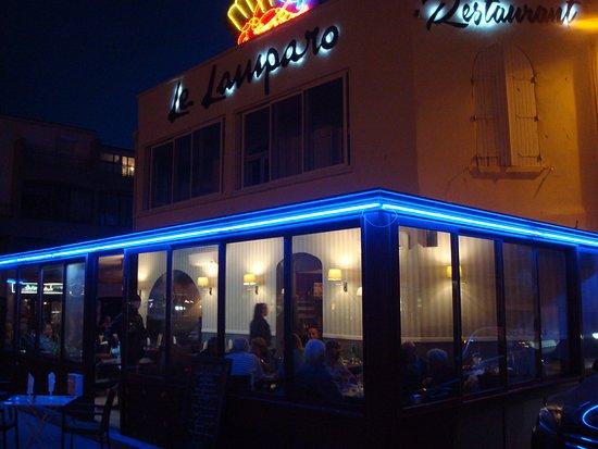 Le lamparo port la nouvelle place saint charles restaurant avis num ro de t l phone - Restaurants port la nouvelle ...