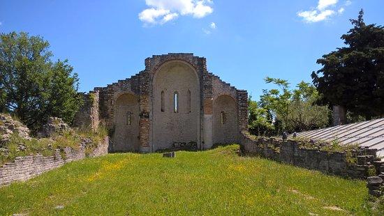 Morrone del Sannio, Italien: Ruderi
