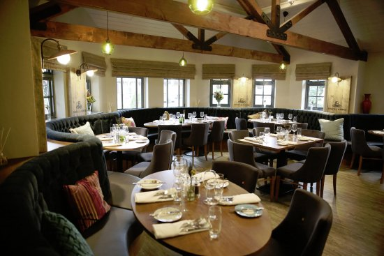 Sutton Cheney, UK: Newly Refurbished Dining Room