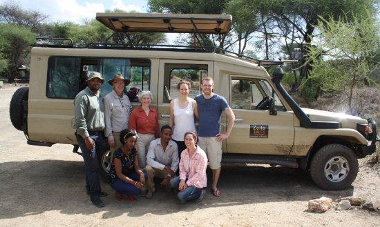Zaita Tours: Tarangire National park day trip