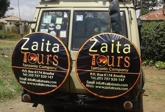 Zaita Tours: 4WD 5 siters
