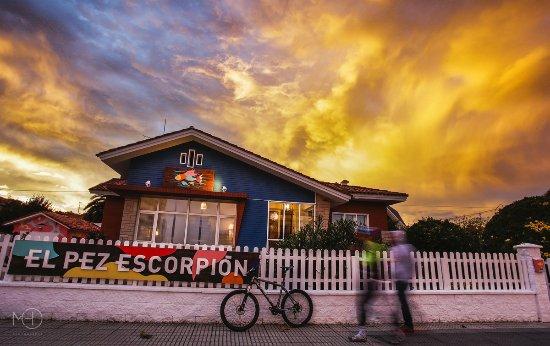 El pez escorpion prices lodge reviews salinas spain asturias tripadvisor - Hotel salinas asturias ...