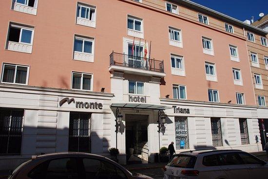 20170416 101800 photo de monte triana hotel - Hotel monte triana seville ...