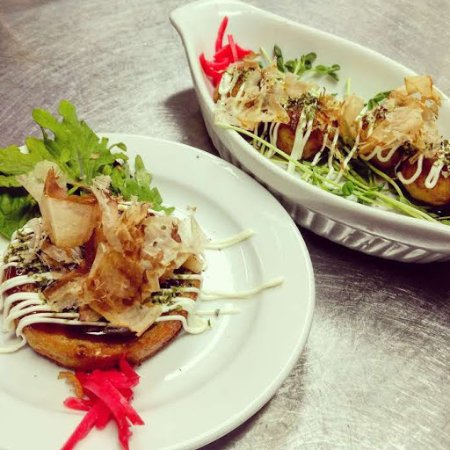 Macleay Island, Australia: Osaka Style - Takoyaki & Okonomiyaki - Call 0478 030 196 to book!