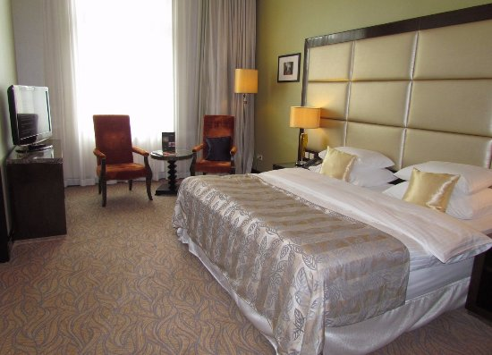 Hotel Kings Court: Executive Suite #521