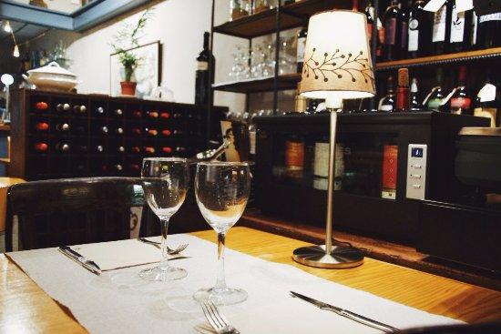 Argentona, Spain: taula per dos