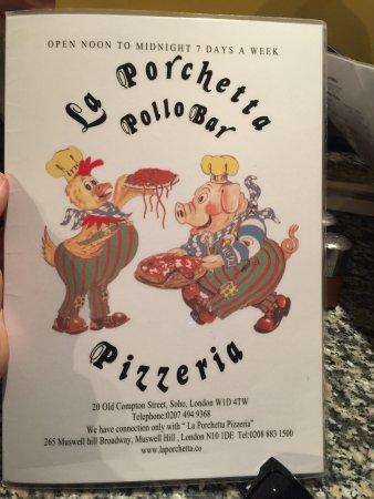 La Porchetta Pollo Bar: photo1.jpg