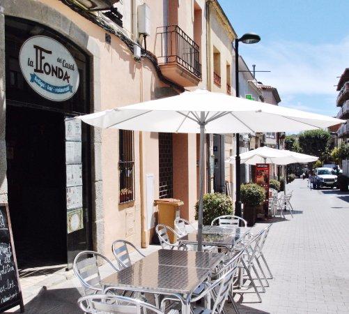 Argentona, Spanien: terrassa
