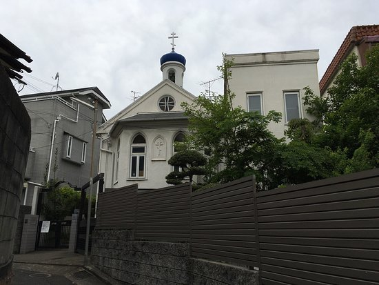 Dormition Orthodox Church in Kobe