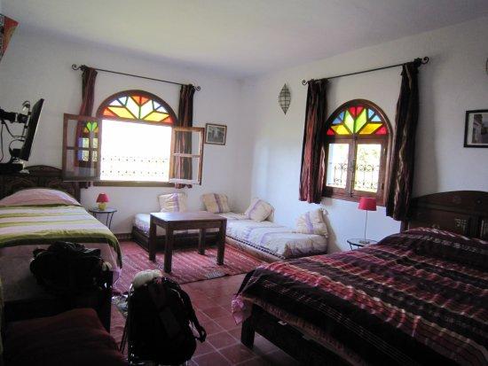 Auberge casa linda hotel chefchaouen maroc voir les for Mounir salon prix