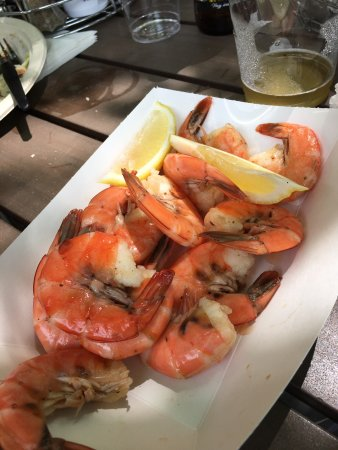 Beverly Shores, IN: Seafood fest!!