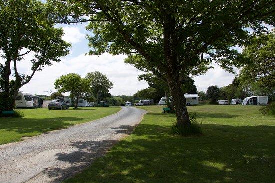Higher Trevaskis Caravan & Camping Park