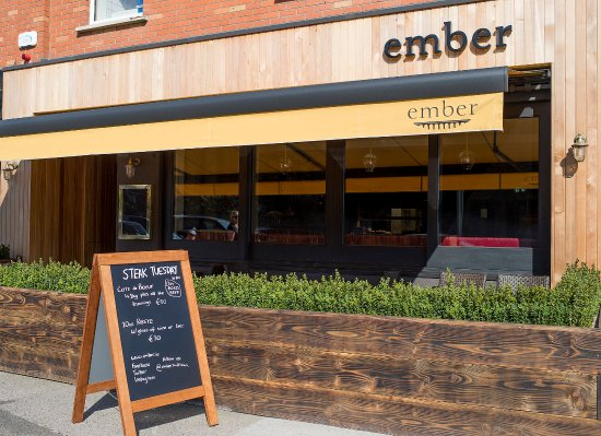 Ember dublin restaurant avis num ro de t l phone for Appart city dublin