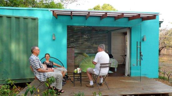 Casa Rural Aroma de Campo: le bungalow