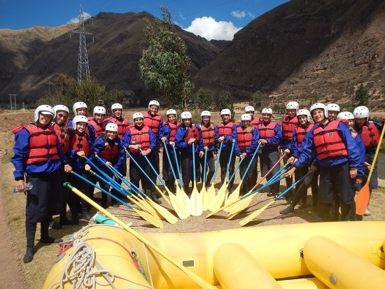 Activities Peru: One for all , All for one !!!