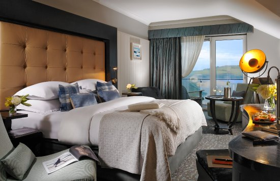 Inchydoney Island Lodge & Spa: Guest Bedroom