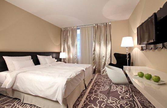 Falkensteiner Hotel Belgrade : Superior double room