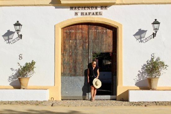 Las Cabezas de San Juan, España: Hacienda de San Rafael