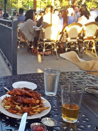 Ladyface Alehouse & Brasserie: Panadenlastige Fish&Chips