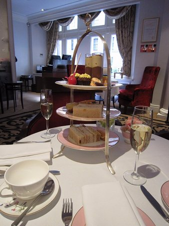 Eat | Afternoon tea at the Royal Horseguards Hotel, London ...