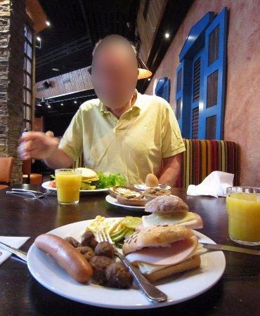 Original Sokos Hotel Ilves: Breakfast