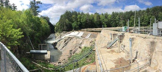 Quechee Dam
