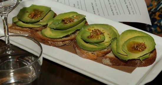 avocado toast!!!