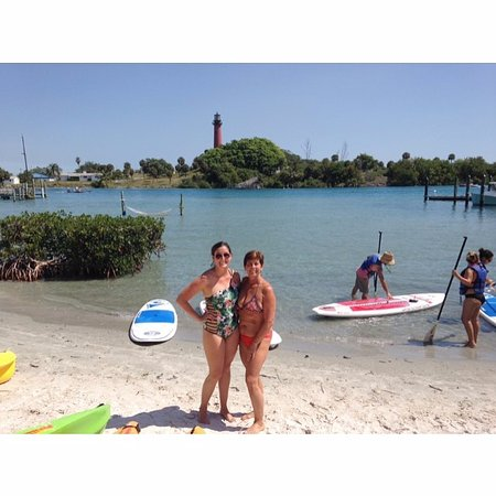 Jupiter, FL: Mother's Day gift - paddleboard session!