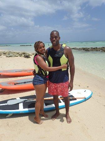 Canaan, Τομπάγκο: Fun times