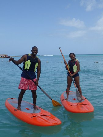 Canaan, Tobago: Great for couples