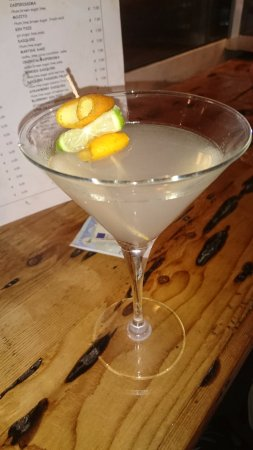 Cafe Noir: Apple Martini