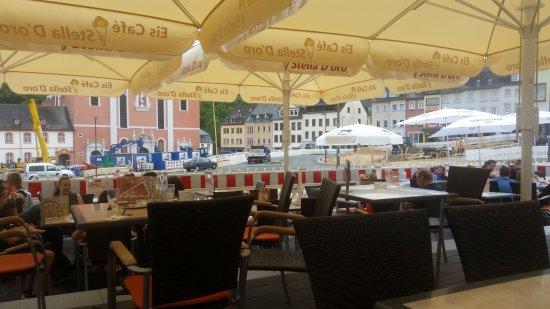 Prüm, Alemania: Eis Cafe Stella Doro